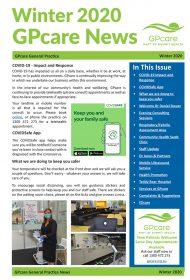 GPcare News WINTER 2020